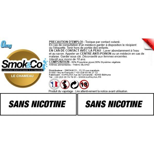 Smok&Co Le Chameau 10ML